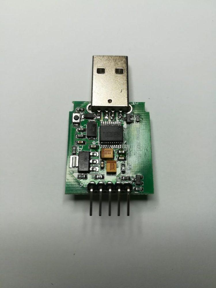 Module WiFi ESP8266 face