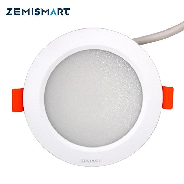 Ampoule plafonnier RGBW