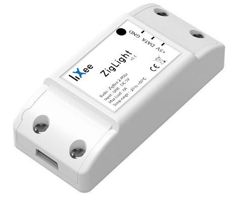 ZigLight - Contrôleur de LEDs WS2812