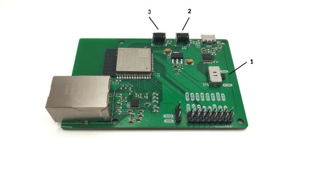ZiGate-ethernet-ESP-Flash