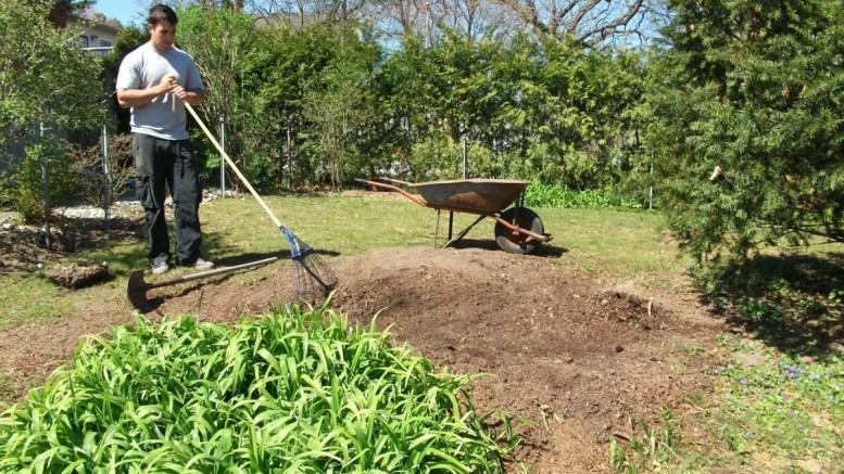 Gardening Work For March 1
