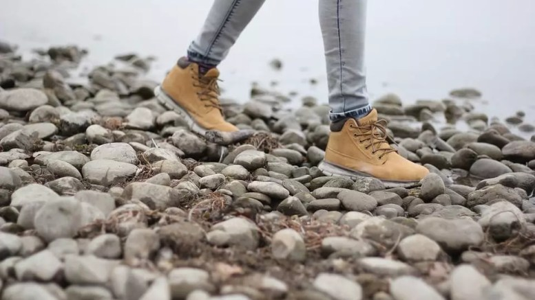 Walking: Let's Get Started On The Right Foot 1