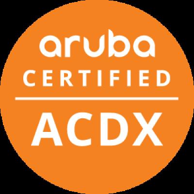 ZNDP 018 – An Overview of the Aruba Certified Design Expert (ACDX ...