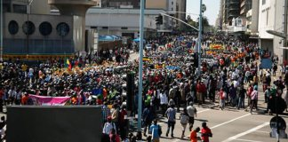 Harare STREET PARTY