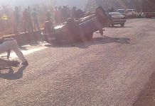 5 More pictures from Boterekwa Accident that Killed Prison Officers