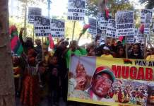 #Tajamuka #ThisFlag SHOCKED as Thousands Rally for Mugabe in USA