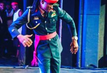 3 Latest Pictures of Jah Prayzah - #MilitaryTouchMovement #MTM
