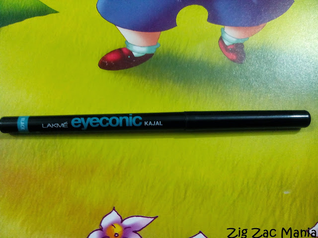 Lakme Eyeconic Kajal Or Kohl Review