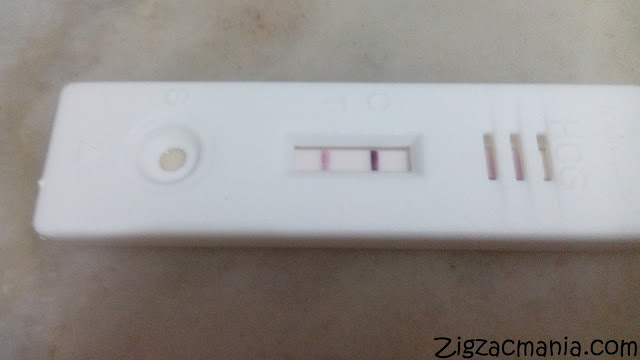 Prega News Pregnancy Test Strip: Baby, Pregnancy, motherhood, parenting