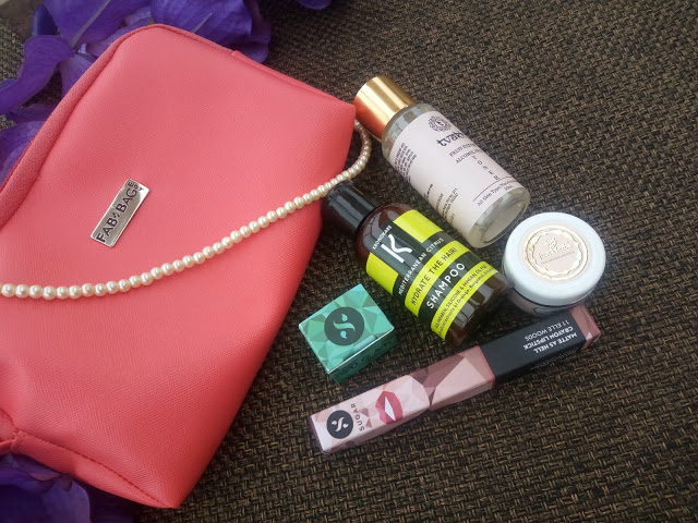 July Month Fab Unboxing & Review! The Color Drama