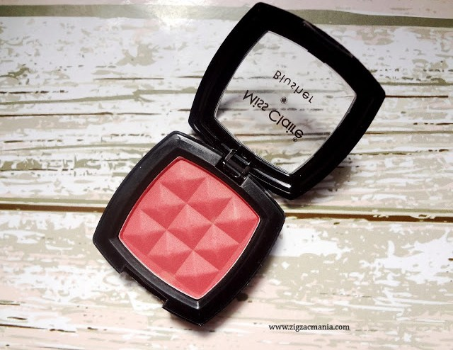 Miss Claire Blusher In Shade 18 Review & Swatch