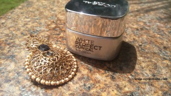 L'Oreal Paris White Perfect Clinical Day Cream SPF 19 PA+++| Review
