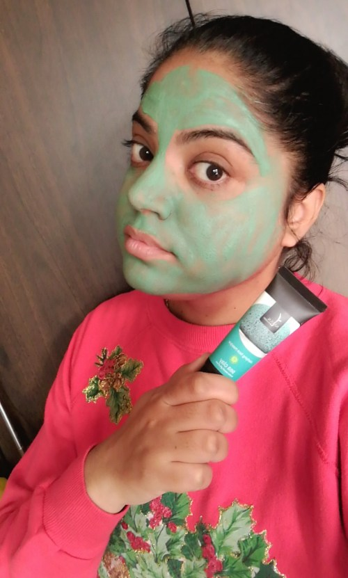 Natural Bath & Body Sea Clay Mask Review