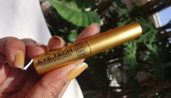 Milani EyeTech Liquid Eye Liner|Review