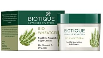 Biotique Bio Wheat Germ Firming Face and Body Night Cream|Review