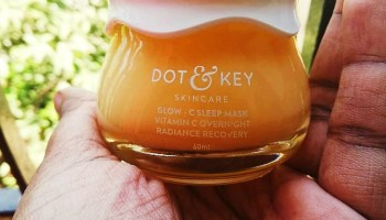 Dot & Key Sleeping Mask|Review