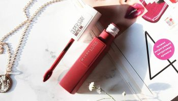 Maybelline Superstay Matte Ink Liquid (Ruler 80)|Review & Swatch