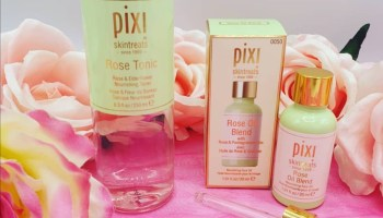 Pixi Rose Tonic & Rose Oil Blend|Review