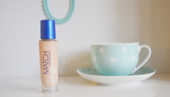 Rimmel Match Perfection Foundation|Review