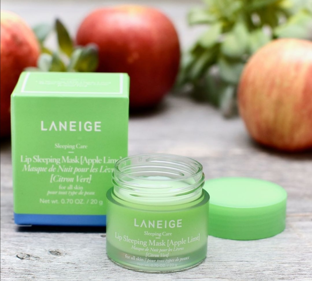 Laneige Lip Sleeping Mask( Apple Lime)