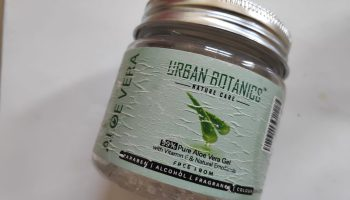 Urban Botanics Aloe Vera Gel|Review