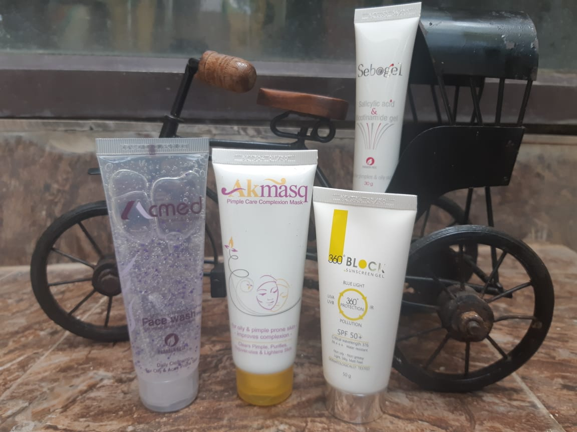 Skin Care With Ethicare Remedies