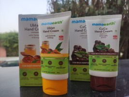 Mamaearth Hand Cream (Coco & Ubtan)| Review