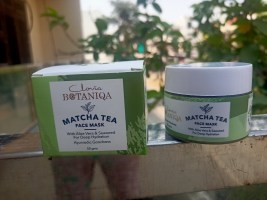 Clovia Botaniqa Matcha Tea Mask| Review