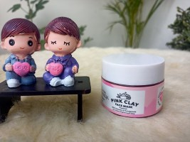Clovia Botaniqa Pink Clay Face Mask| Review