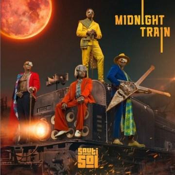 Midnight Train album cover