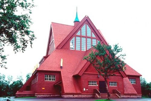 Eglise de Kiruna