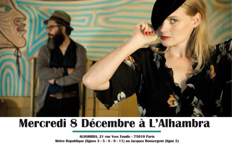 On a des invit' // An Pierlé @ l'alhambra
