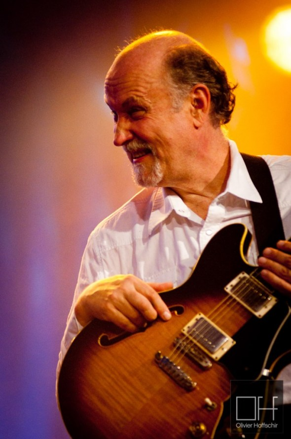 Jazz in Marciac - John Scofield Quartet