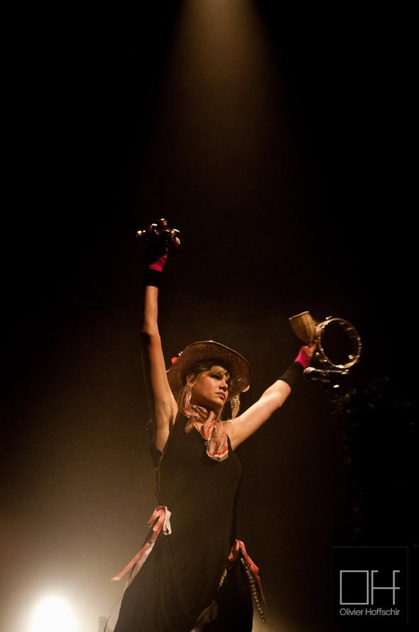 Nadeah @ Café de la Danse
