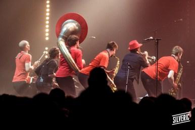 La Fanfare en Pétard @ Festival les Artefacts 2013-26
