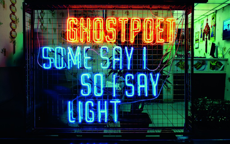 Ghospoet – Some Say I So I Say Light