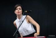 La Femme @ Rock En Seine 2013