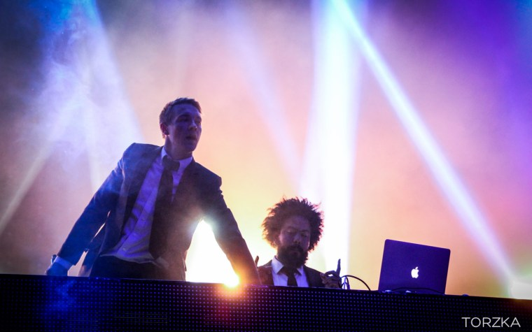 LesInRocks Festival #1 : Major Lazer, Rocky, Hollysiz