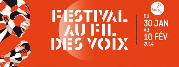 Au Fil des Voix 2014