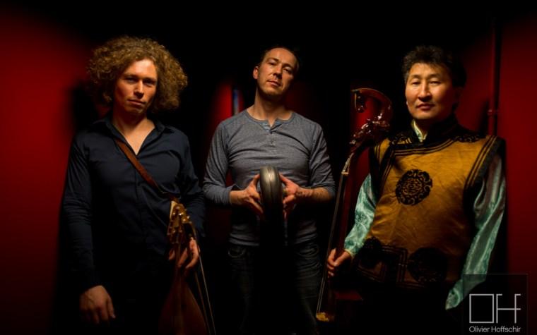 Live Session // Violons Barbares – Konil Ashar