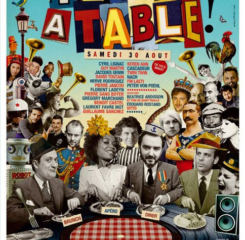 Festival Mélomiam #1 – Tous à table : Un festival qui a du goût