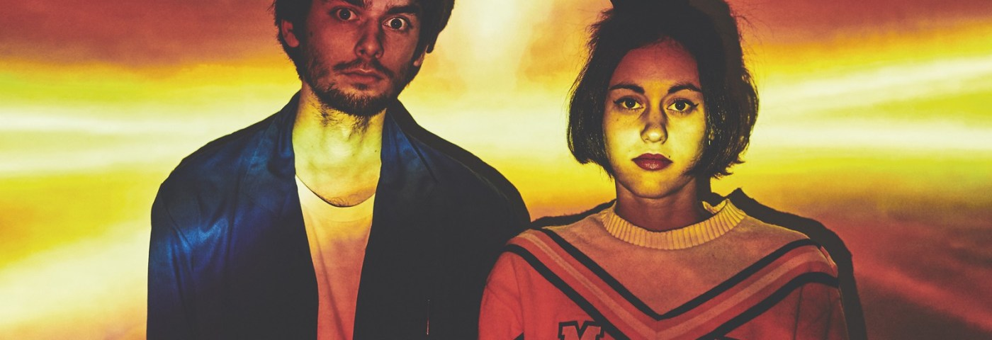 La cover du jour // « You are my high » par Agar Agar
