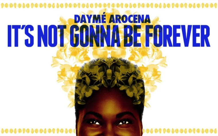 Dayme Arocena - It's not gonna be forever