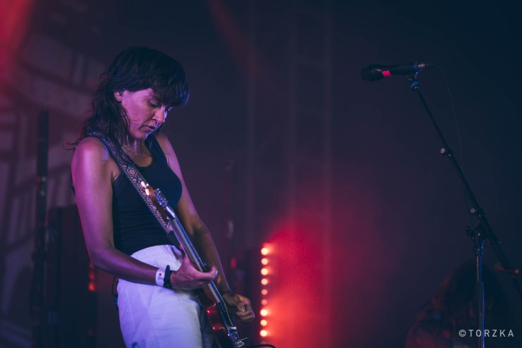 Courtney Barnett @ We Love Green 2019 par Félix Réginent