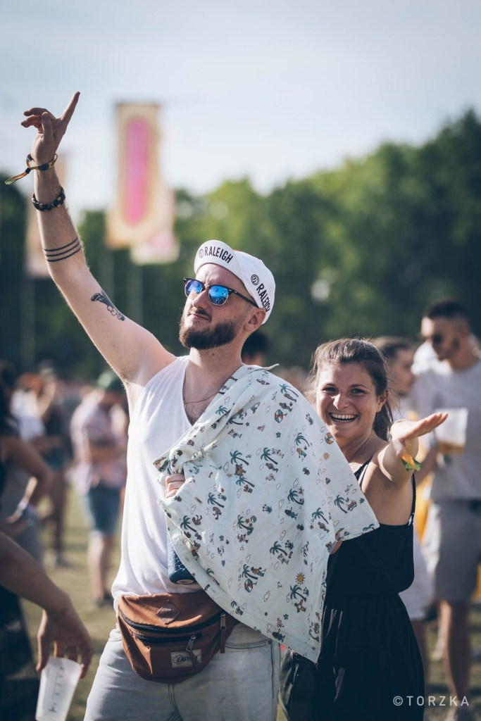 People of @ We Love Green 2019 par Félix Réginent