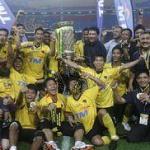 Negeri 9 menjulang piala FA Malaysia!