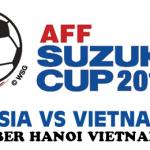 Keputusan penuh perlawanan Malaysia vs Vietnam separuh akhir kedua 2 di hanoi , piala suzuki AFF 2010!