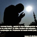 Doa Selesaikan Hutang Jawi dan Rumi