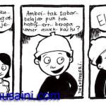 Kartun Malaysia: Ini awek aku