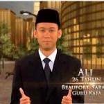 Profail Imam muda Ali (Imam muda 2,2011)